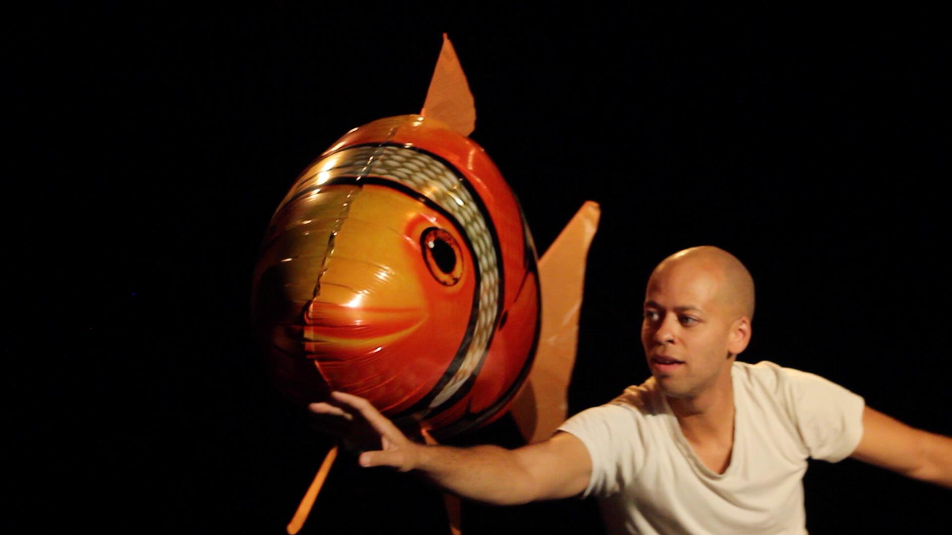 Prélude pour un poisson rouge (création 2017)